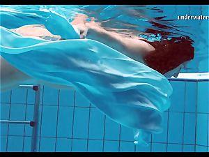 Piyavka Chehova big bouncy fleshy fun bags underwater