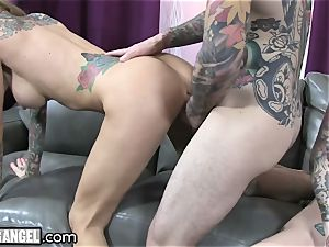 chesty inked mummy Cams With Joanna Angel