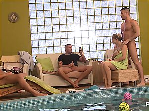 super-naughty pool party part 5