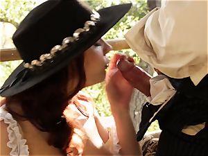 Chanel Preston crazy west vulva service