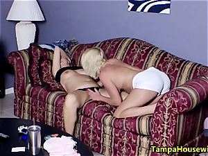 Ms Paris Rose in 2 crazy femmes with playthings