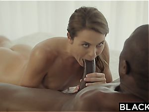 very first bi-racial for wild Ally Tate