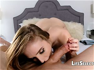 Your buxom and curvaceous step step-sister Lena Paul