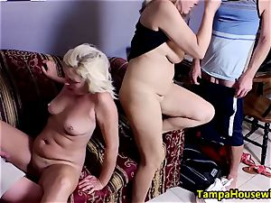 2 ladies commence, two fellows finish with Ms Paris Rose