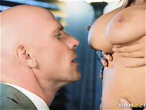 Isis enjoy getting fucked by Johnny Sins