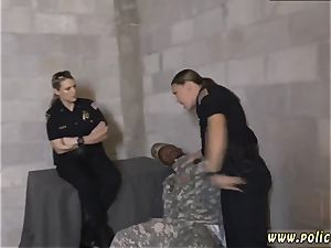 naughty mummy ass-fuck first-ever time faux Soldier Gets Used as a smash fucktoy