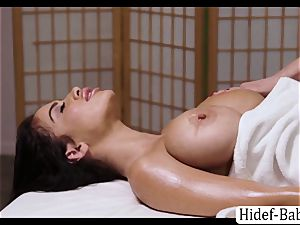 hot masseuse Darcie Dolce massage Victoria obese so romantic and tongues her beaver