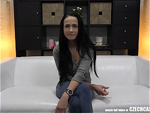 big-boobed buttfuck goddess Was Born on The milky couch