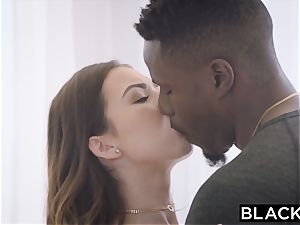 BLACKED The greatest bi-racial filthy blowage