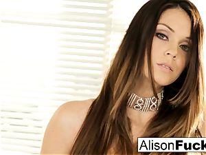 massive tittie Alison teases