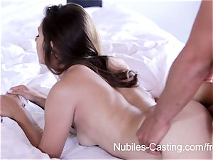 Nubiles casting - hard-core porn casting for new-comer