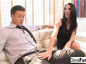 audition bed with Bradley that ends with a internal ejaculation