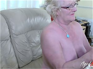 AgedLovE Mature Claire Knight xxx Footage