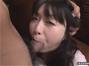 big-chested chinese housewife used for some sexual fantasies
