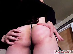 Deutsch xxx and domination & submission handballing dual first-ever time Kyra Rose in Military fuck-fest Pripal s