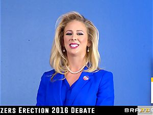 Cherie Deville takes a bouncing ride in politics