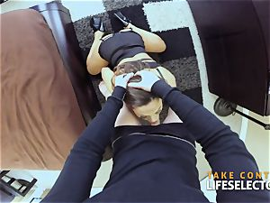 Abigail Mac - fuck-holes Put to the TEST