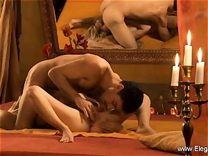 ultra-cute couple Having Their Most arousing bang-out Session