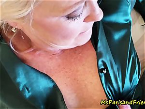 marvelous Satin experiences with Ms Paris Rose